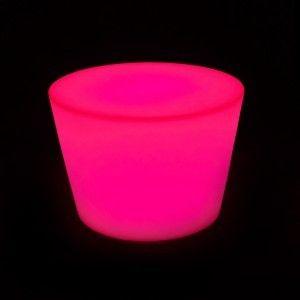 Стол LED Novel Uni, 60*80*50 см., светодиодный, разноцветный (RGB), встроенный аккумулятор