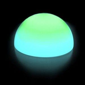 Полусфера светящаяся LED, диам. 50 см., разноцветная (RGB), пылевлагозащита IP65, 220V