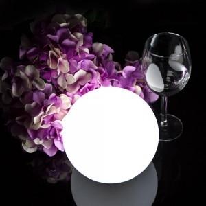 Шар светящийся LED, диам. 15 см., разноцветный (RGB), IP65, 220V