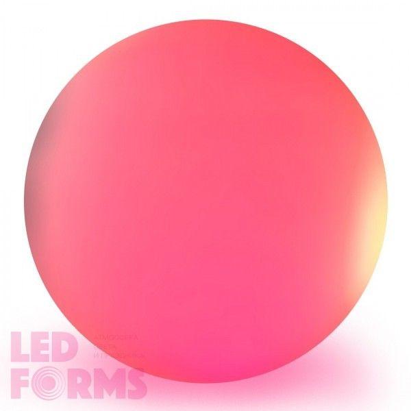 Шар беспроводной светящийся LED Moonlight, диам. 120 см., разноцветный (RGB), IP68, встроенный аккумулятор