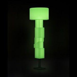 Светильник напольный (торшер) LED Helmond, высота 183 см., светодиодный, разноцветный (RGB), IP65