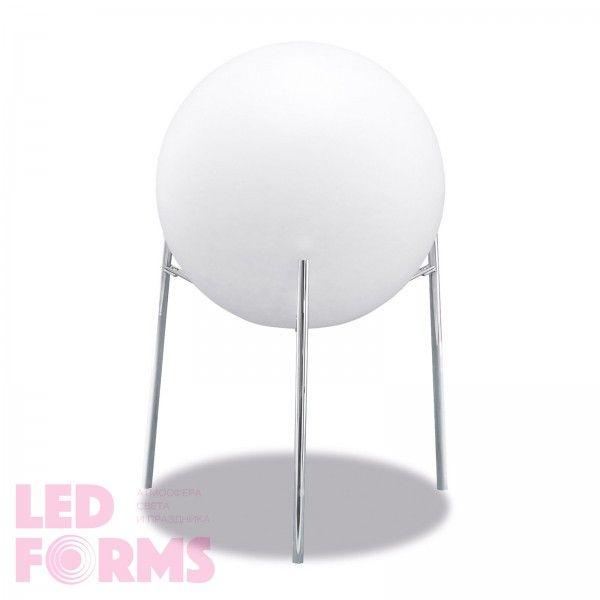 Стойка для светильника ШАР 50 см. из хромированного металла — Купить в интернет-магазине LED Forms