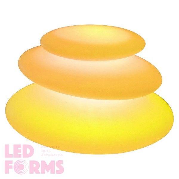 Светильник LED ZEN разноцветный RGB с пультом ДУ IP65 220V — Купить в интернет-магазине LED Forms