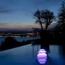 Светильник LED ZEN разноцветный RGB с аккумулятором и пультом ДУ IP68 — Купить в интернет-магазине LED Forms