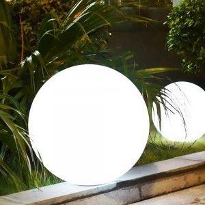 Шар светящийся LED, диам. 50 см., цвет тёплый или холодный белый, IP65, 220V