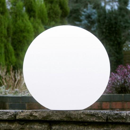 Шар светящийся LED, диам. 35 см., цвет тёплый или холодный белый, пылевлагозащита IP65, 220V