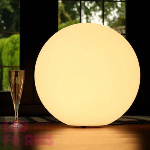 Шар светящийся LED, диам. 25 см., разноцветный (RGB), пылевлагозащита IP65, 220V