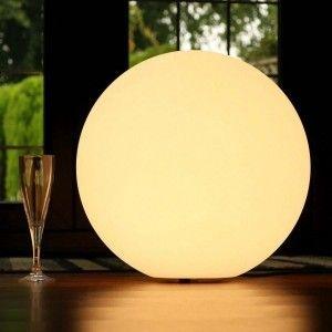 Шар светящийся LED, диам. 25 см., разноцветный (RGB), IP65, 220V