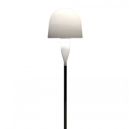 Светильник напольный (торшер) LED Classic Bright, высота 180 см., светодиодный, цвет тёплый белый, пылевлагозащита IP65