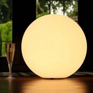 Шар светящийся LED, диам. 25 см., цвет тёплый или холодный белый, IP65, 220V
