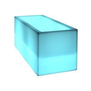 Кашпо с подсветкой LED Tetra A, 98*45*56 см., светодиодное, разноцветное (RGB), 220V