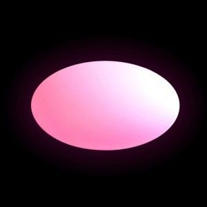 Световая фигура LED Egg (Яйцо), светодиодная, разноцветная (RGB), пылевлагозащита IP68, встроенный аккумулятор