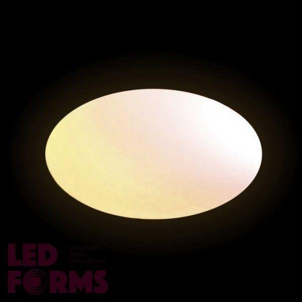 Световая фигура LED Egg (Яйцо), светодиодная, одноцветная (тёплый белый), пылевлагозащита IP65, 220V