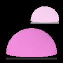 Напольные полусферы