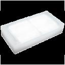 LED брусчатка 10x20 см.