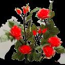 Светодиодные розы