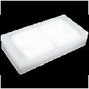 Прямоугольная LED брусчатка