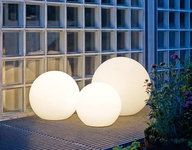 Светодиодный шар - универсальный интерьерный светильник