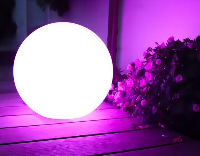 LED-Шар: светильник, исполняющий желания