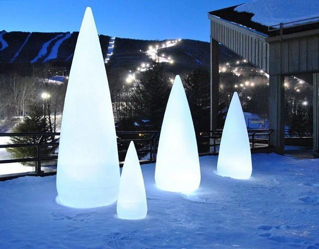 Ландшафтные уличные светодиодные торшеры для паркового LED освещения