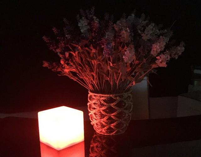 Настольные светящиеся LED-кубы