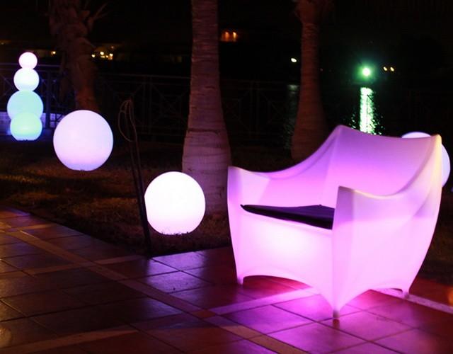 Светомебель (светящаяся LED-мебель)
