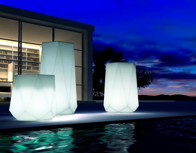 Светящиеся LED-Кашпо