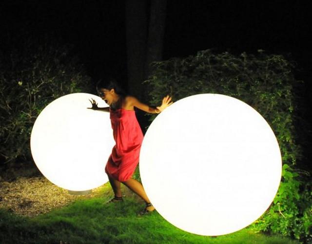 Световые шары 120 см. в диаметре! Скучно не будет!