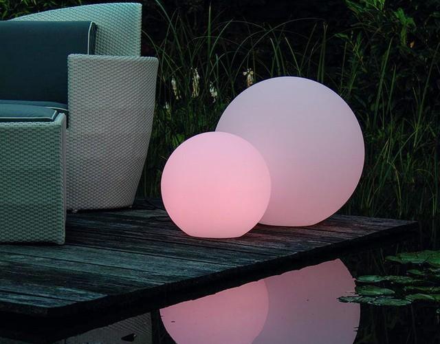 Неповторимое очарование световых шаров